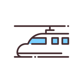 dibujo de shinkansen
